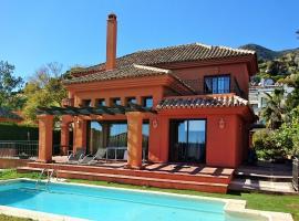 Hotel foto: Hacienda el Retamar