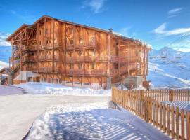 Hotel Photo: Résidence Les Balcons de Val Chavière