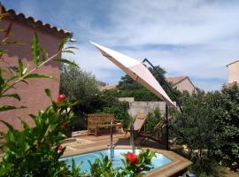 Photo de l'hôtel: Villa au calme entre guarigue, plage, Montpellier