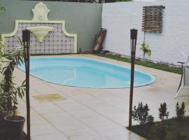 Hotel photo: Hostel Garden House Bessa