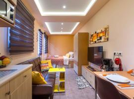 Hotel Photo: Modern studio with private yard