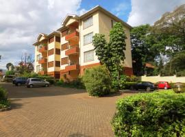 Hotel photo: Upper Hill, Nairobi Apartment