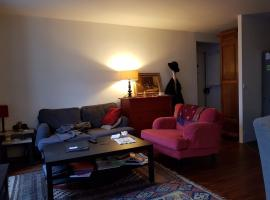 รูปภาพของโรงแรม: one bedroom apartment