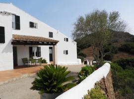 Hotel near Menorka