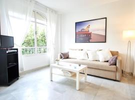 Hotel Photo: Comodo y amplio apartamento en Triana
