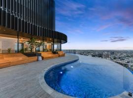 Hotel photo: Infinity Pool City Apartment