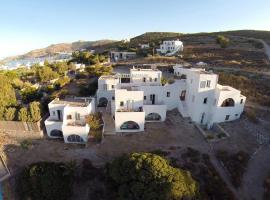 Hotel photo: Blu Patmos Village