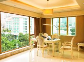 Hotel photo: Xiamen Yundang Lake Apartment