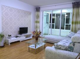 Hotel Photo: Binhaiyuan North Station Seaview Apartment