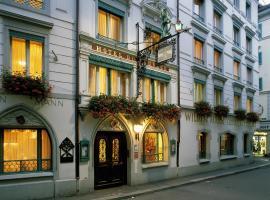 Hotel photo: Romantik Hotel Wilden Mann Luzern