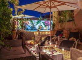 รูปภาพของโรงแรม: Majorelle city center boutique hotel & spa