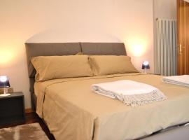 Hotel photo: Portico Oscuro Deluxe Apartment