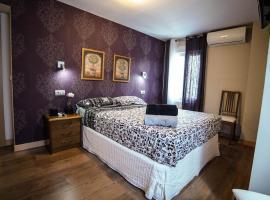 Hotel fotoğraf: Apartments Madrid Eliptica