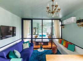 Hotel photo: Luxury 2 Bedroom with AC - Louvre & Champs Elysees