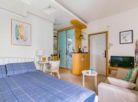 Hotel Photo: Shang Yu Nordic Comfortable King Bed Apartment