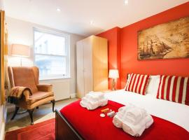Hotel photo: Charming 2 Bed in Center of London