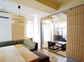 Hotel photo: Shinosaka Apartment in Osaka 94