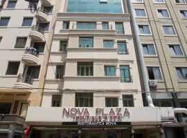 Hotel photo: Nova Plaza Boutique Hotel & Spa