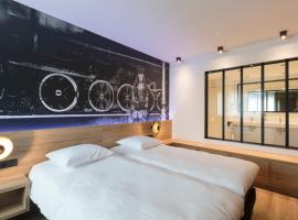 Hotel Photo: Hotel Leo Station, Villa et Annexes