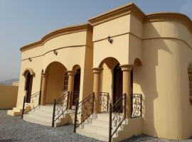 Hotel photo: Al Taif Villa Khasab