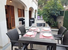 """Hotel photo: Apartamento Boga en Cala Ratjada """"C"""""""