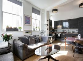 Foto di Hotel: Eclectic 2 Bed Fulham home - close to Kensington!