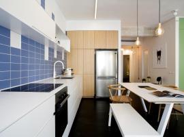 מלון צילום: Luxury & Modern Apartment in TLV