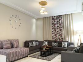 Hotel Foto: Omega Lac Tunis