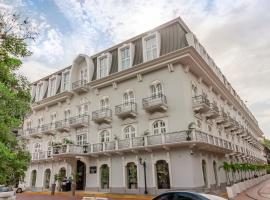 A picture of the hotel: Central Hotel Panama