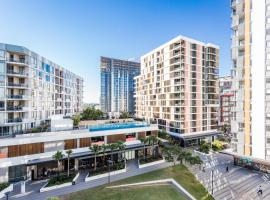 Hotel photo: Wolli Creek APT Airport