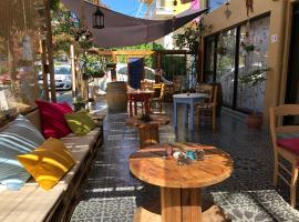 Hotel photo: Rhodes Backpackers Boutique Hostel