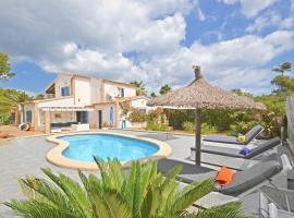 Hotel near Cabo de Formentor