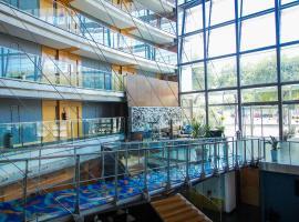 Hotel photo: Eurohotel Barcelona Granvia Fira