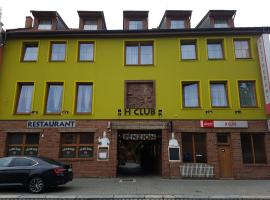 Hotel near Prościejów
