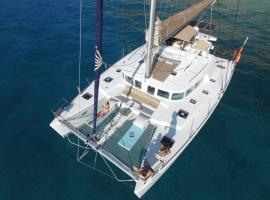 Hotel photo: Sail Ecclesia Catamaran