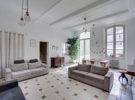 Hotel Foto: Très bel appartement avec terrasse en plein centre ville - Air Rental