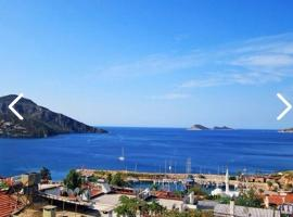 Hotel photo: Kalamar Bay / Kalkan