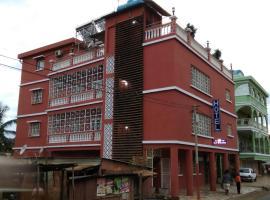 Hotel near Antsiranana