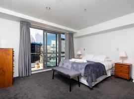 Hotel photo: Auckland Centre Three Bedroom Home with Balcony