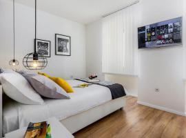 Hotel photo: Apartment Rijeka 16000a