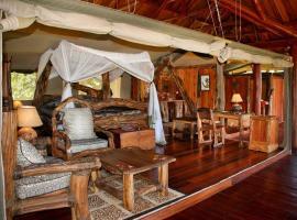 Hotel photo: Royal Mara Safari Lodge