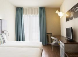 Хотел снимка: Petit Palace Tamarises