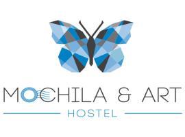 Hotel photo: Mochila & Art Hostal