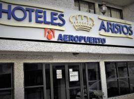 מלון צילום: Aristos Aeropuerto Puebla