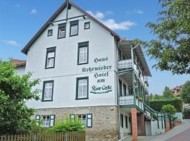 Hotel Photo: Haus Kehrwieder - Hotel am Kur-Café