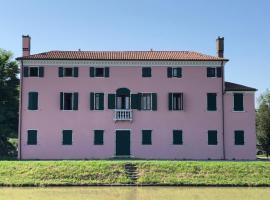 Hotel near Benátky