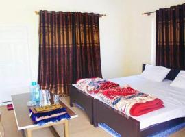 Hotel near Muzaffarabad