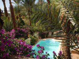 Hotel photo: Villa Zagora Ma Villa au Sahara