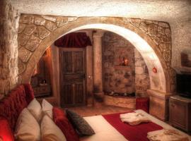 Hotel photo: Tulpar Konak Cave Hotel