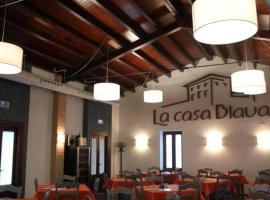 Hotel photo: Hotel Restaurante Casa Blava